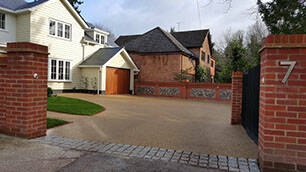 driveway example